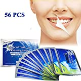 Lovely Smile Bright White-Strips 56 Bandas Blanqueadoras Dientes Blanqueamiento de dientes tiras con avanzada tecnología antideslizante - Teeth Whitening Strips - by Nitoer