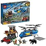 LEGO- City PoliceArresto in Montagna, Multicolore, 60173