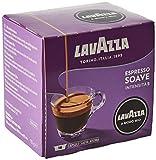 Lavazza A Modo Mio Espresso Soave Coffee Capsules, 16-Count, Pack of 16 (256 capsules)