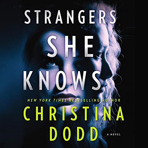 Strangers She Knows audiobook cover art