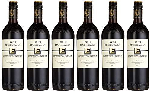 Louis Eschenauer Cabernet Sauvignon Vin de Pays d'Oc trocken (6 x 0.75 l)