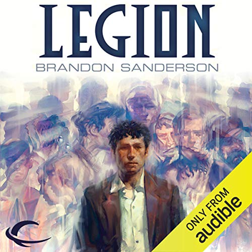 Legion  By  cover art