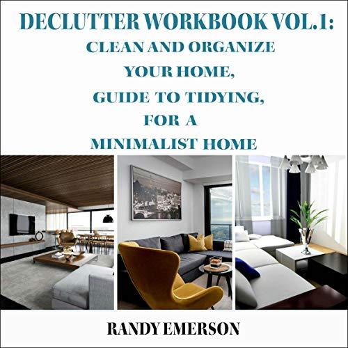 Declutter Workbook Vol. 1 cover art