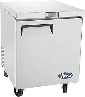 atosa undercounter freezer