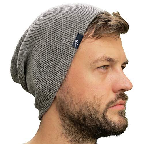 Grace Folly Slouch Beanie Cap Winter Hat