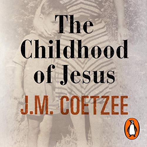 The Childhood of Jesus audiobook cover art