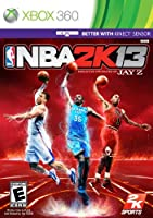 NBA 2K13 (輸入版:北米) XBOX360