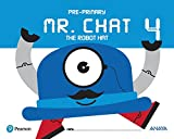 Mr. Chat the Robot Hat 4 Years (Anaya Pearson)