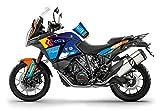 race-styles - Adesivi decorativi compatibili con KTM Super Adventure 1290 2015-2019