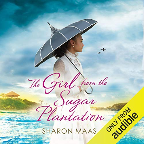 The Girl from the Sugar Plantation audiobook cover art