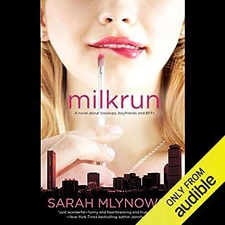 Milkrun audiobook cover art