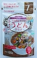 田靡(たなびき)製麺 赤ちゃんうどん ひじき 100g(7ヶ月~)【2個セット】