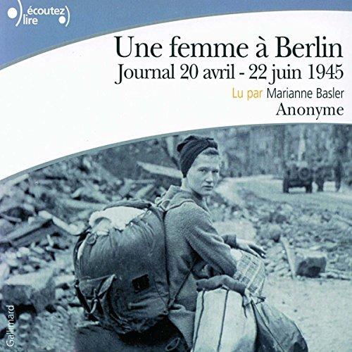 Couverture de Une femme à Berlin