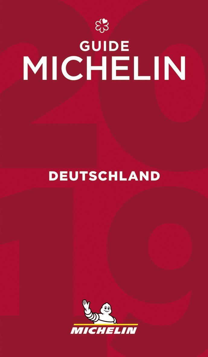 Image OfMichelin Red Guide 2019 Deutschland