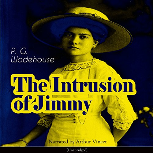 The Intrusion of Jimmy audiobook cover art