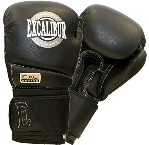 Excalibur Boxhandschuhe Classic PRO 10, 12, 14 Unzen (12 Oz)