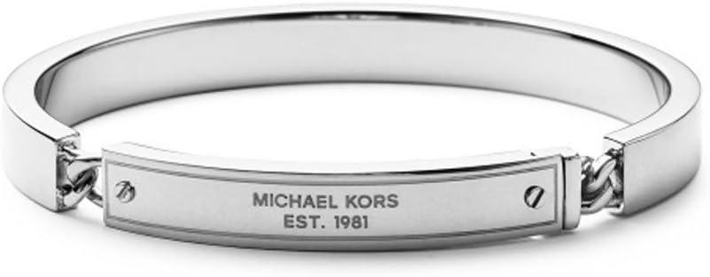 Michael Kors Womens Logo Gold-Tone Bracelet (Model: MKJX5037710)