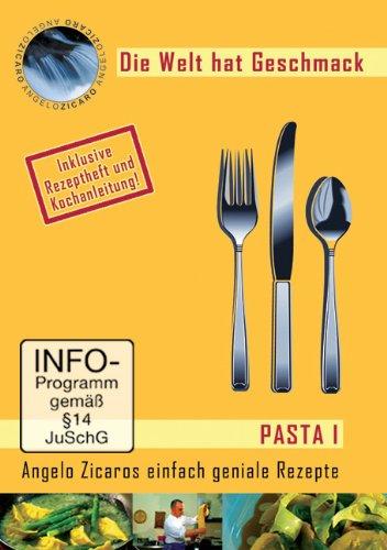 Pasta 1 - Angelo Zicaros einfach geniale Rezepte