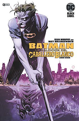 Batman: La Maldición Del Caballero Blanco núm. 05 De 8 (Batman: La maldición del Caballero Blanco (O.C))