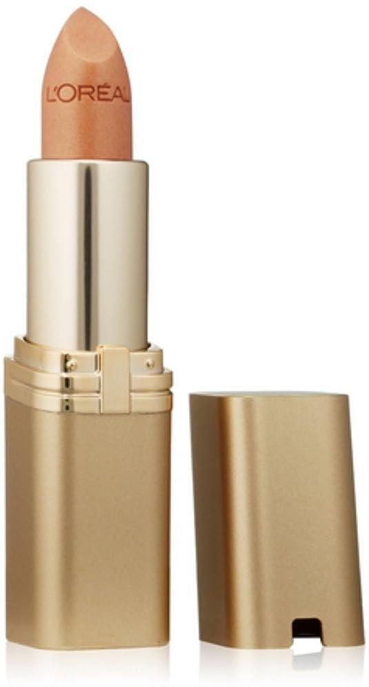 急降下満足させる石のL'Oreal Paris Colour Riche Lip Color (805 Golden Splendor)