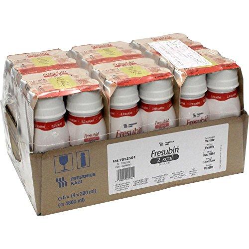 Preisvergleich Produktbild Fresubin 2 kcal Drink Vanille 24 x 200 ml
