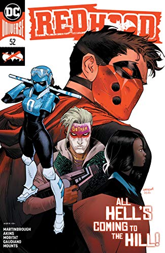 Red Hood: Outlaw (2016-) #52 (Red Hood and the Outlaws (2016-)) (English Edition)