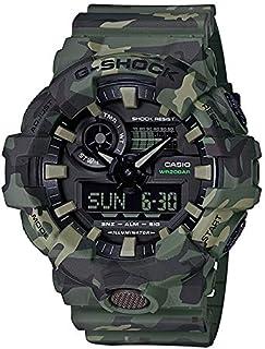 CASIO G-SHOCK CAMOUFLAGE SERIES カシオ Gショック カモフラージュ シリーズ GA-700CM-3A 腕時計 メンズ ジーショック アナデジ 防水 [並行輸入品]