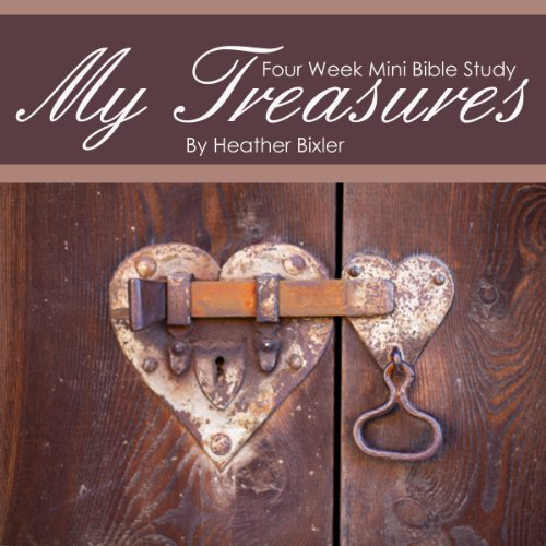 My Treasures audiobook cover art