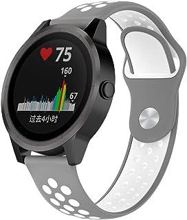 Band Replacement Compatible for Garmin Vivoactive 3/ Vivomove HR/Vivomove, Watch Strap Wristband Clearance Bands