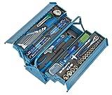 Heyco/Heytec 50807694500 - Caja de herramientas (chapa de acero, 5 compartimentos,...