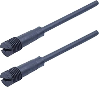 Haishine 2 rejillas de ventilación para depósito de combustible Husqvarna 61 266 268 272 281 288 JONSERED 625 630 670 piezas de repuesto para motosierra 501 5731-01