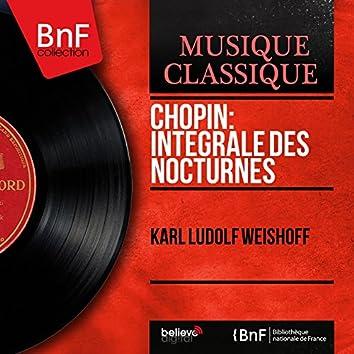 Chopin: Intégrale des nocturnes (Mono Version)