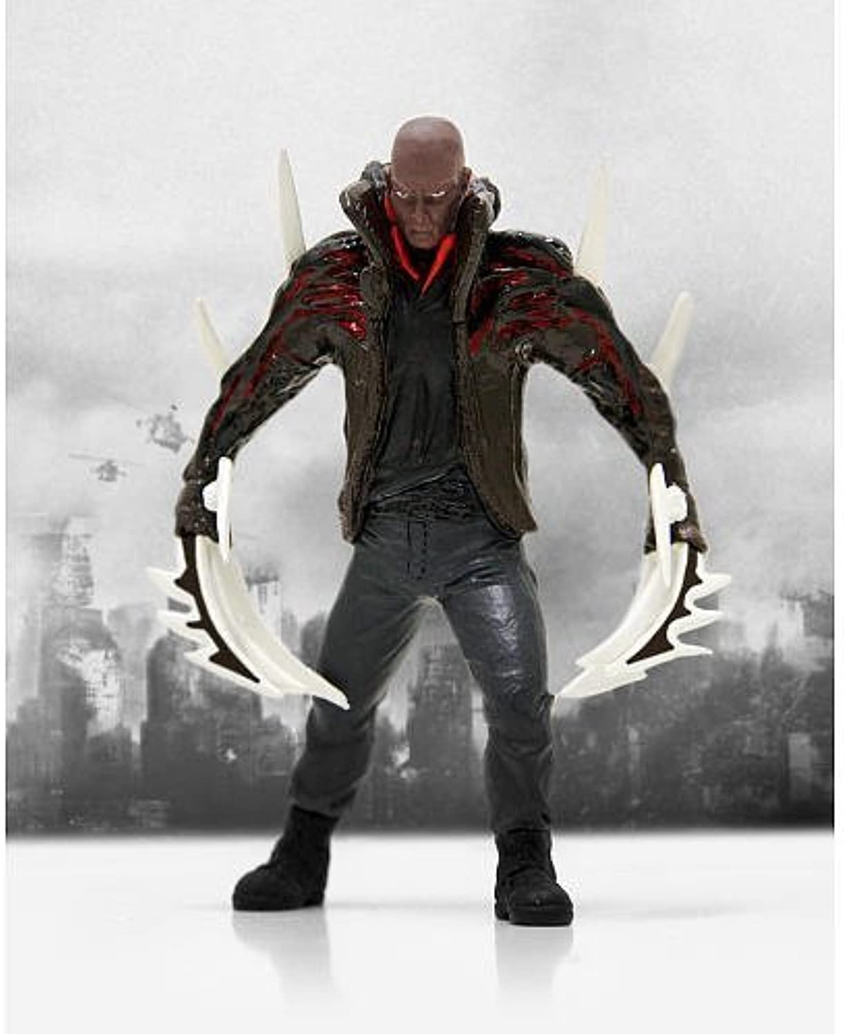 Activision Predotype 2 Exclusive 4 Inch Figure James Heller by Activision