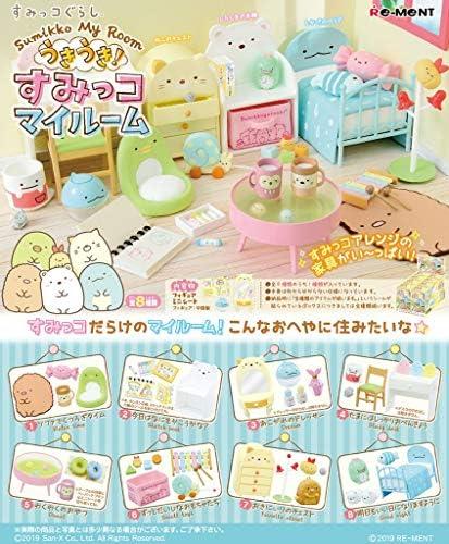 No.1 Re-ment Miniature Sumikko Gurashi Cinema Sumikkogurashi Tokage Arm Chair