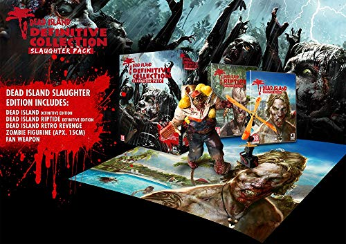 Dead Island Definitive Collection - Slaughter Pack (AT-Pegi) PS4