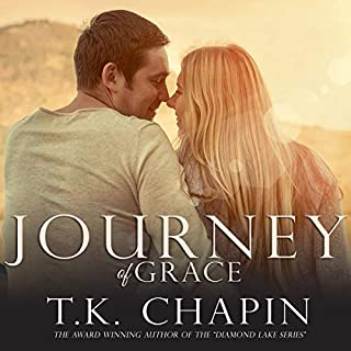 Journey of Grace: A Contemporary Christian Romance      Journey of Love, Book 1              By:                                                                                                                                 T.K. Chapin                               Narrated by:                                                                                                                                 Sarah L. Colton                      Length: 3 hrs and 7 mins     Not rated yet     Overall 0.0