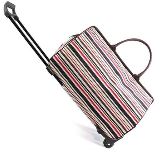 Mdsfe Luggage Suitcase Trolley Traveling Luggage Bags with Wheels Rolling Carry on Portable Suitcase Bag - 7, a2