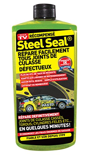 LA RÉPARATION POUR JOINT DE CULASSE STEEL SEAL