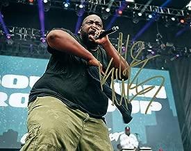 Killer Mike Signed Autographed Live Photo UACC RD RACC TS