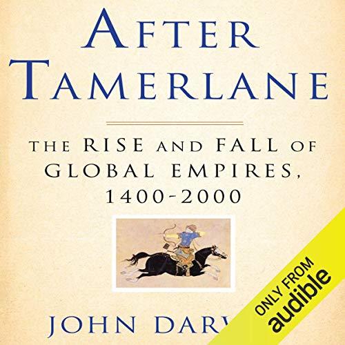 After Tamerlane audiobook cover art