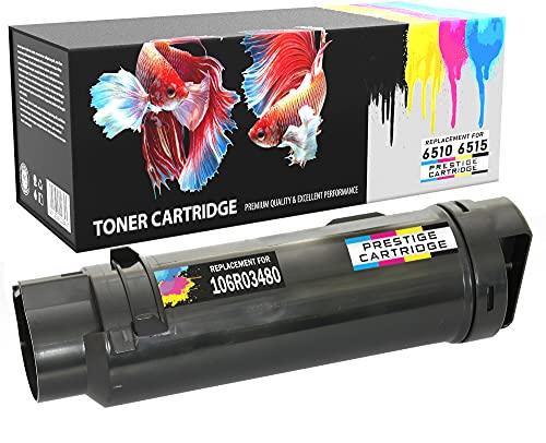 Schwarz Toner kompatibel zu 106R03480 5.500 Seiten für Xerox Phaser 6510, 6510DN, 6510N, WorkCentre 6515, 6515DN, 6515DNI, 6515DNW, 6515N, 6515NW
