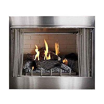 Empire Outdoor Premium 36 Traditional MV Fireplace - Liquid Propane
