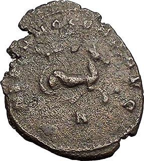 267 IT Gallienus son of Valerian I 267AD Ancient Roman C coin Good