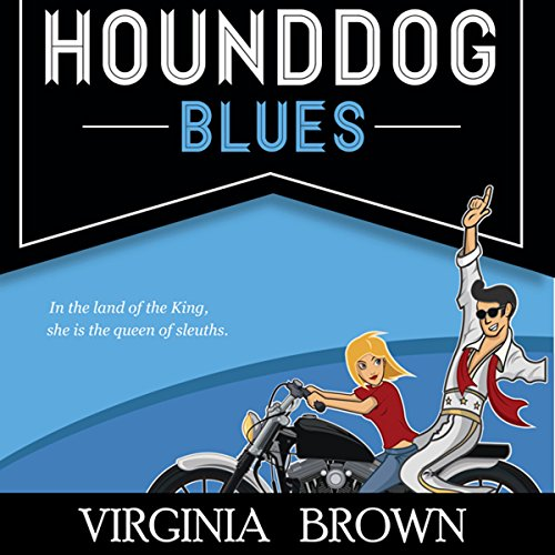 Hound Dog Blues audiobook cover art