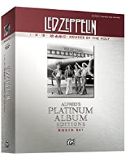 LED Zeppelin: I-Houses of the Holy Platinum Ed. (Alfred's Platinum Albums)