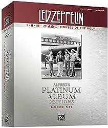 Led Zeppelin I-V Platinum Guitar: Authentic Guitar Tab