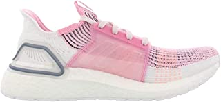 Ultraboost 19 Womens in True Pink/Orchid Tint, 9