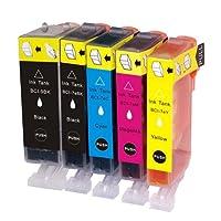 インク 【互換インク】 キャノン canon キヤノン BCI-7e 9 5MP 5色セット pixus iP4500 iP4300 iP4200 カートリッジ プリンターインク 汎用インク インクカートリッジ 純正 汎用