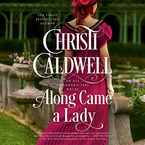 Along Came a Lady Audiobook By Christi Caldwell cover art