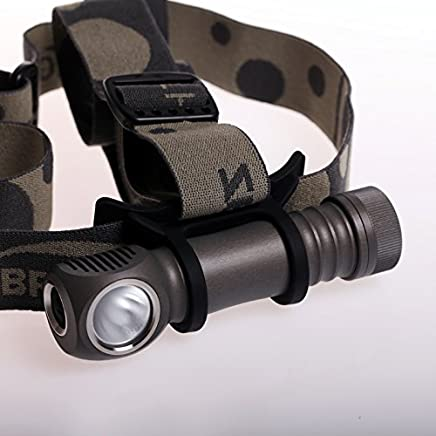 Zebralight H600F Mk IV 18650 XHP35 Floody Cool White Headlamp